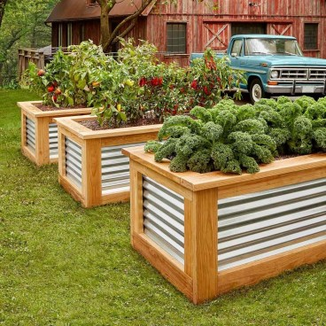 Outstanding Diy Raised Garden Beds Ideas 40