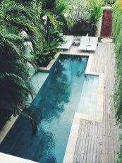 Perfect Backyard Home Design Ideas With Swimming Pool 12