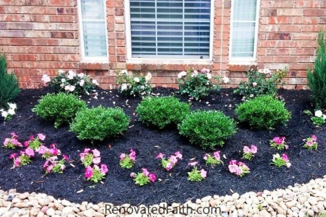 Pretty Front Yard Landscaping Ideas 01