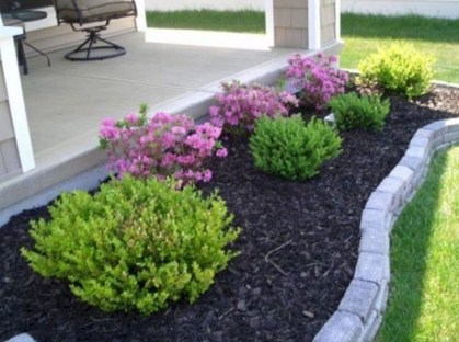 Pretty Front Yard Landscaping Ideas 22