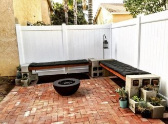 Stunning Diy Cinder Block Ideas For Outdoor Space 08