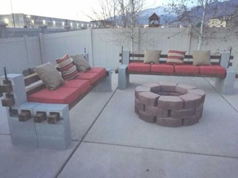 Stunning Diy Cinder Block Ideas For Outdoor Space 14