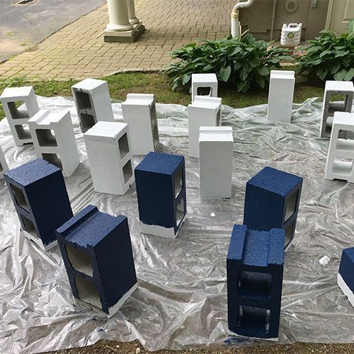 Stunning Diy Cinder Block Ideas For Outdoor Space 16