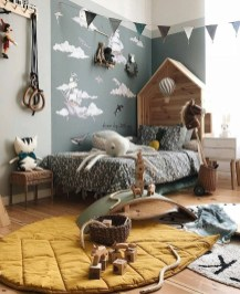 Unusual Children Bedroom Decoration Ideas That Look Cool 02