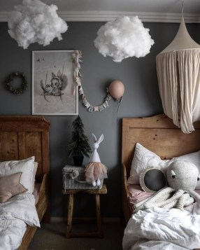 Unusual Children Bedroom Decoration Ideas That Look Cool 15