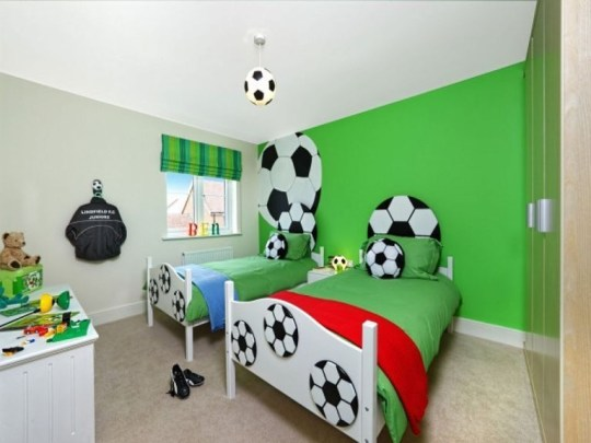 Unusual Children Bedroom Decoration Ideas That Look Cool 20