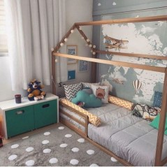 Unusual Children Bedroom Decoration Ideas That Look Cool 22