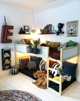 Unusual Children Bedroom Decoration Ideas That Look Cool 30