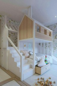 Unusual Children Bedroom Decoration Ideas That Look Cool 32