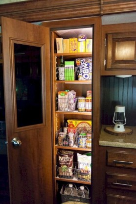 Best Ideas To Organize Your Rv Camper Nowaday 25