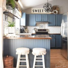 Captivating Farmhouse Style Decor Ideas For Rv Makeover To Tryl 04