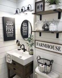Captivating Farmhouse Style Decor Ideas For Rv Makeover To Tryl 17