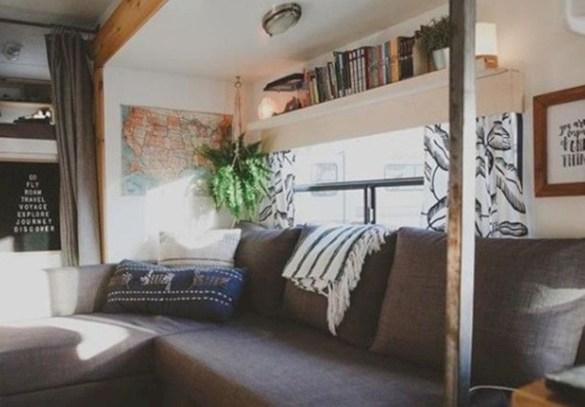 Captivating Farmhouse Style Decor Ideas For Rv Makeover To Tryl 20