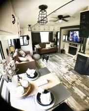 Captivating Farmhouse Style Decor Ideas For Rv Makeover To Tryl 30