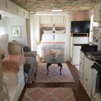 Captivating Farmhouse Style Decor Ideas For Rv Makeover To Tryl 49