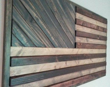 Chic Diy Pallet Wall Art Ideas To Try 21