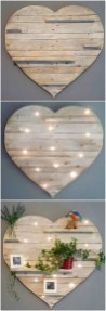 Chic Diy Pallet Wall Art Ideas To Try 23