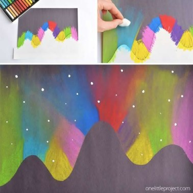 Classy Art Ideas For Kids You Must Have 12