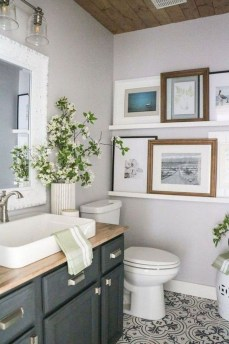 Comfy Bathroom Decor Ideas To Try This Year 07