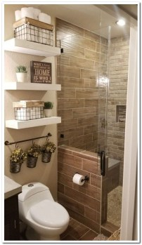 Comfy Bathroom Decor Ideas To Try This Year 14