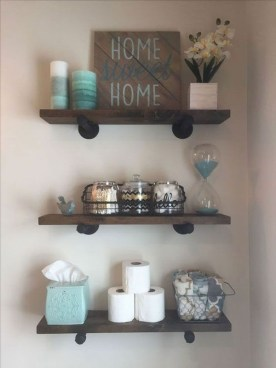 Comfy Bathroom Decor Ideas To Try This Year 26