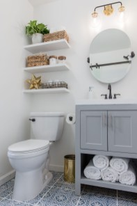 Comfy Bathroom Decor Ideas To Try This Year 32