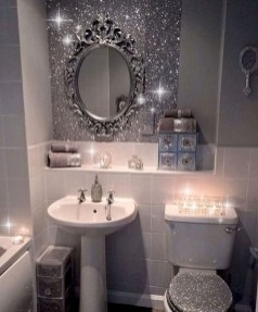 Comfy Bathroom Decor Ideas To Try This Year 40