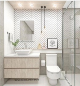 Comfy Bathroom Decor Ideas To Try This Year 49