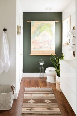 Elegant Bathroom Remodel Ideas With Stikwood That Looks Cool 08