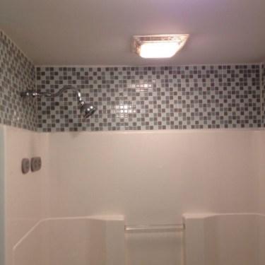 Elegant Bathroom Remodel Ideas With Stikwood That Looks Cool 15