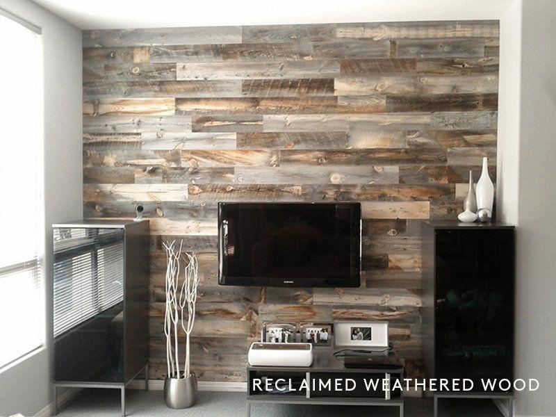 Elegant Bathroom Remodel Ideas With Stikwood That Looks Cool 37