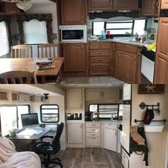 Extraordinary Interior Rv Makeover Ideas You Must Have 03