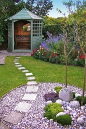 Fabulous Garden Design Ideas For Small Space That Looks Cool 02