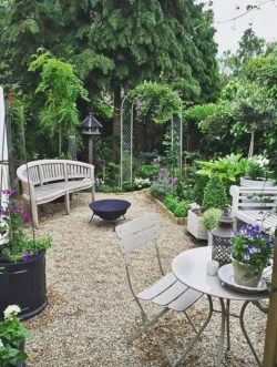 Fabulous Garden Design Ideas For Small Space That Looks Cool 08