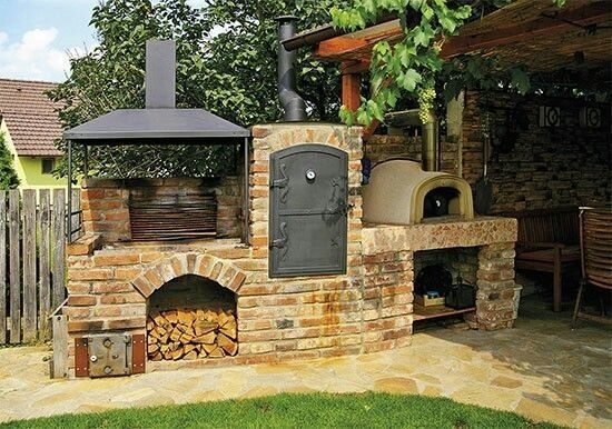 Fantastic Kitchen Design Ideas For Outdoor Kitchen This Year 04