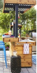 Fantastic Kitchen Design Ideas For Outdoor Kitchen This Year 25
