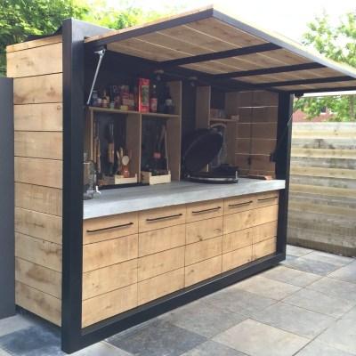 Fantastic Kitchen Design Ideas For Outdoor Kitchen This Year 45
