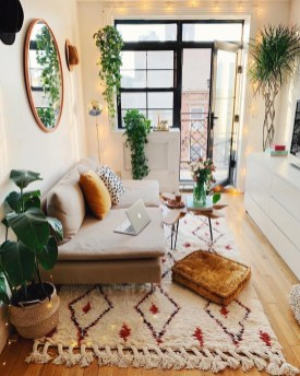 Fantastic Rug Living Room Design Ideas You Must Have 18