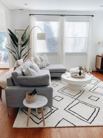 Fantastic Rug Living Room Design Ideas You Must Have 35