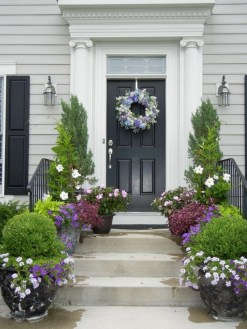 Lovely Summer Decorating Ideas For Front Porch 09