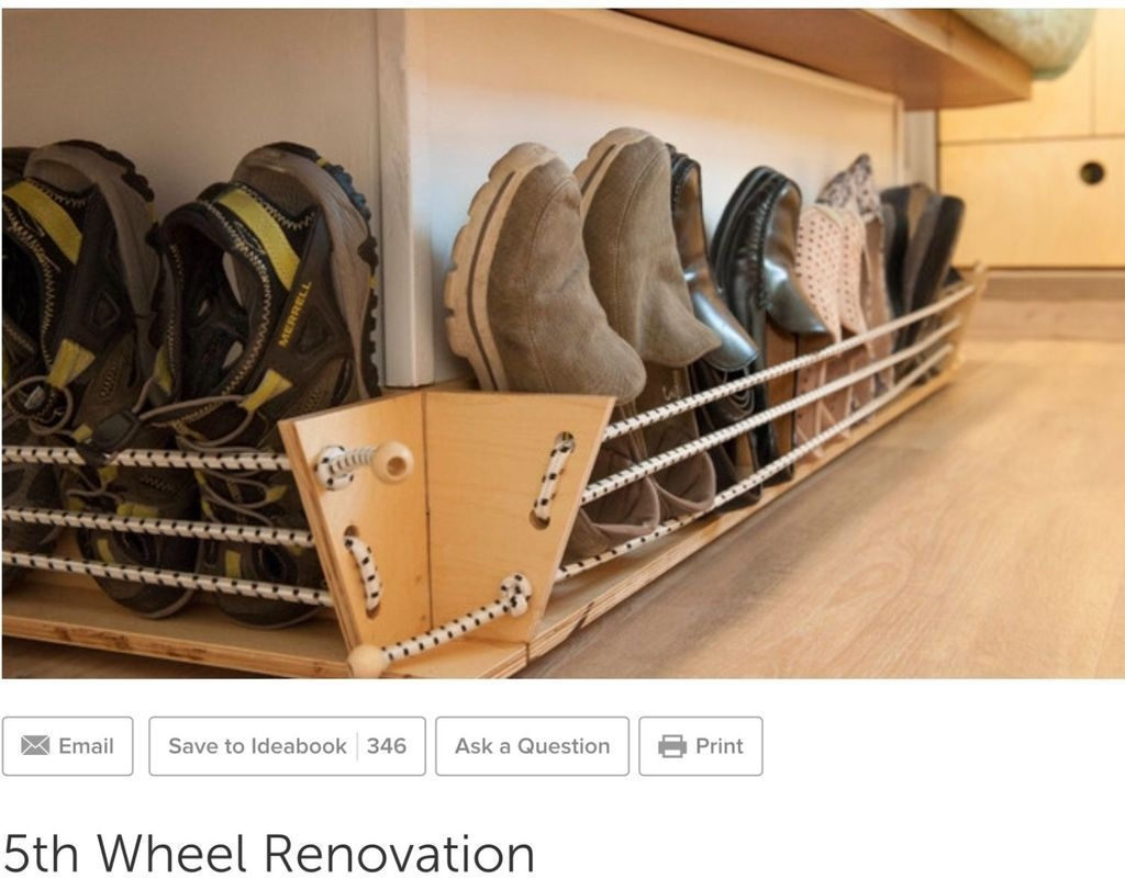 Popular Rv Storage Solutions Ideas For Travel Trailers 05