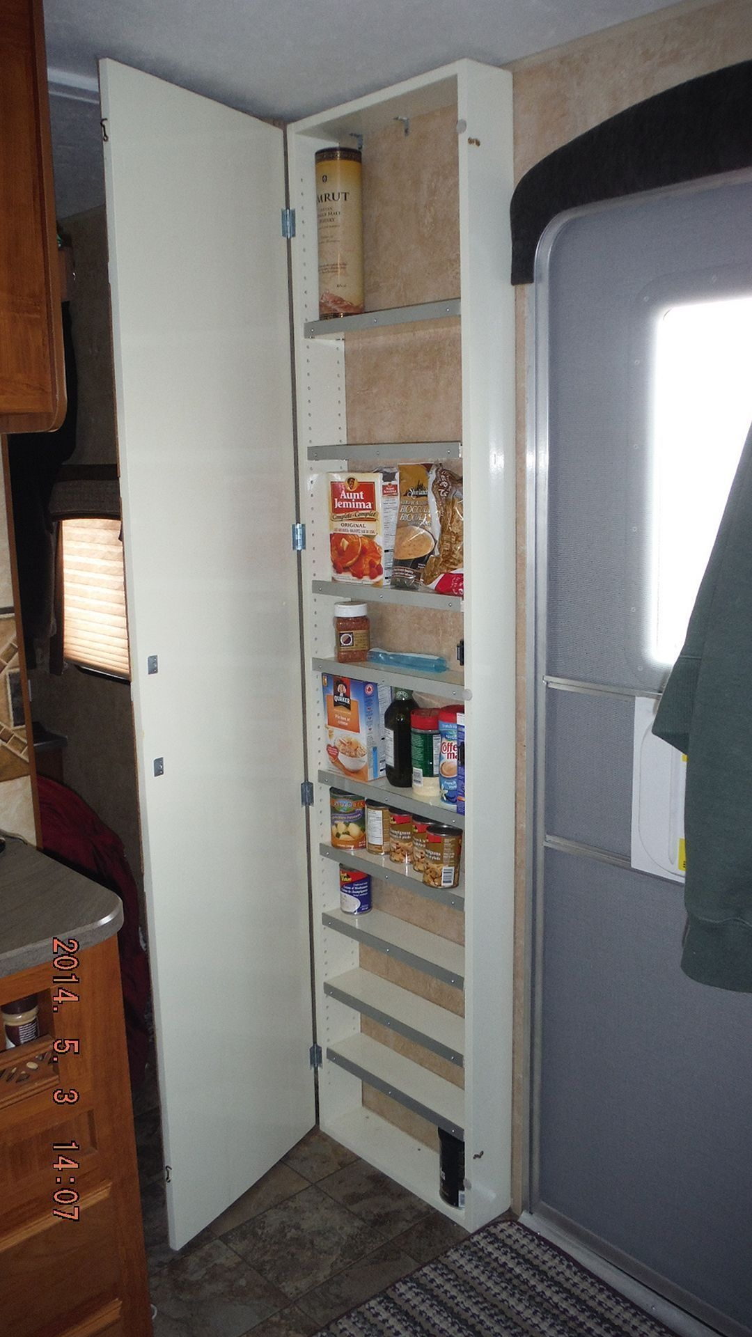 Popular Rv Storage Solutions Ideas For Travel Trailers 47