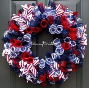 Pretty Summer Wreaths Decor Ideas That Looks Cool 29