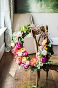 Pretty Summer Wreaths Decor Ideas That Looks Cool 32