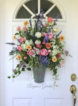 Pretty Summer Wreaths Decor Ideas That Looks Cool 33