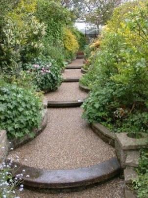 Rustic Garden Path Design Ideas To Copy Asap 16