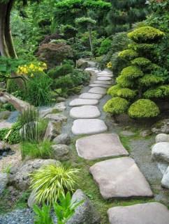 Rustic Garden Path Design Ideas To Copy Asap 19