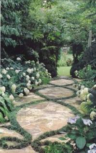 Rustic Garden Path Design Ideas To Copy Asap 32
