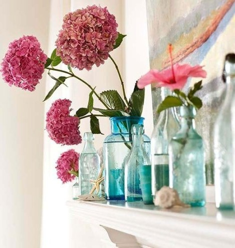 Unique Summer Mantel Decorating Ideas To Try 45