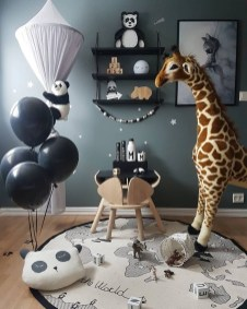 Unordinary Nursery Room Ideas For Baby Boy 05